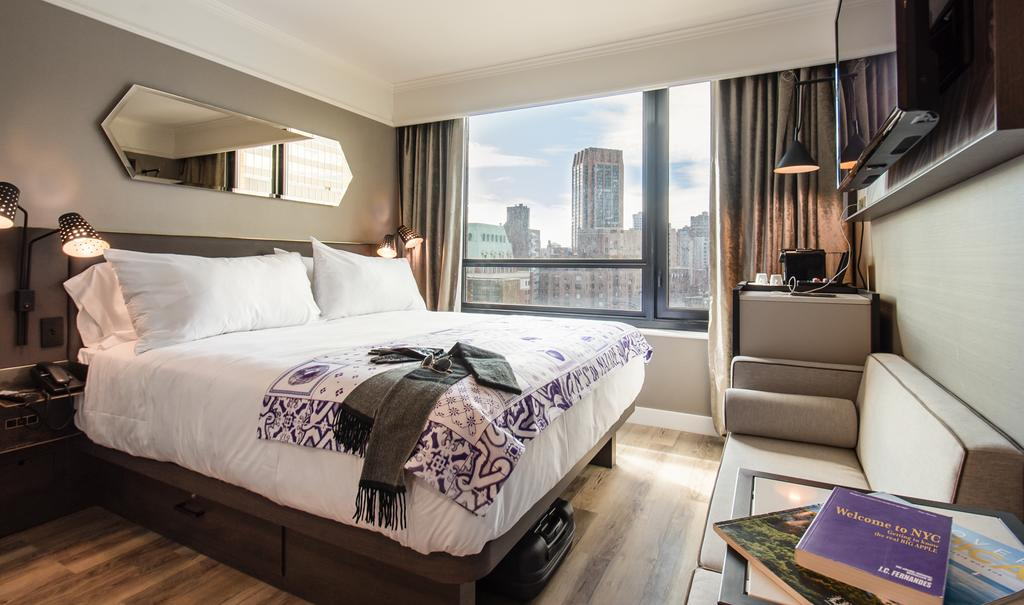 How to Save Money on Your Hotel Room in New York City