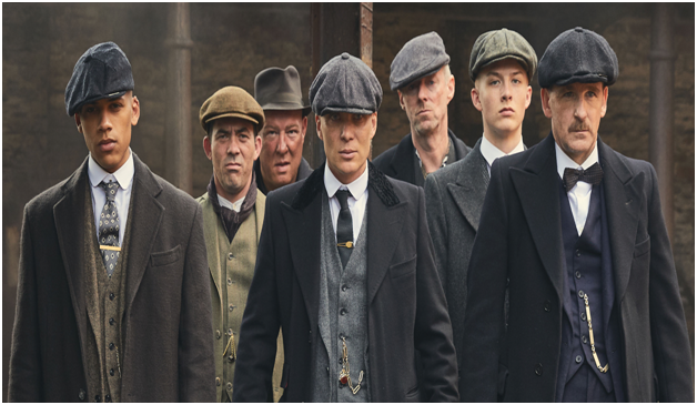 A man's guide to the Peaky Blinders flat cap style